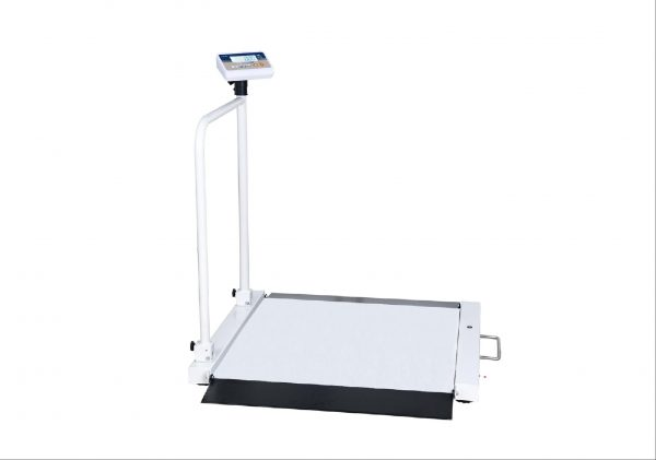 Medical Scales: M503 Wheelchair Floor Scale. TGA Approved. 300kg Capacity.