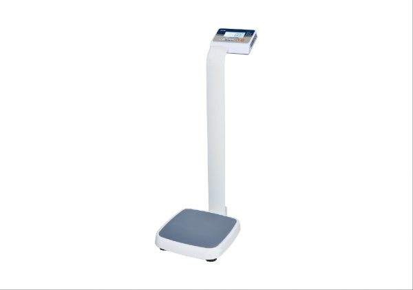 Medical Scales: M301 Step on Patient Weight Scale with Height Rod & BMI.