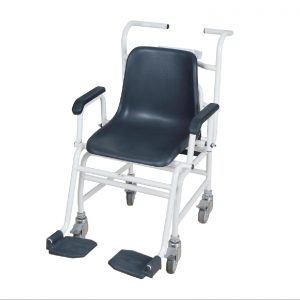 Medical Scales: M501 Wheel Chair Scale. TGA Approved. 250kg x 100g Capacity.