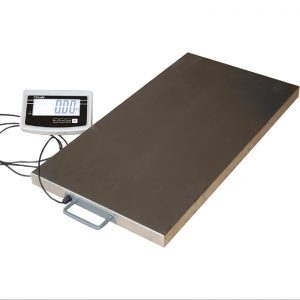 WEV300 Heavy Duty Shipping Scales. Capacity: 300kg x 100g. Mains Powered.