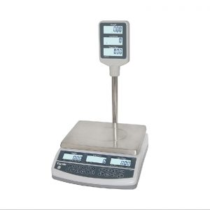 Price Computing Retail Scales: QSP Series TRADE APPROVED Table Scales.