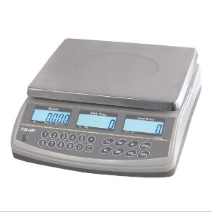 Price Computing Retail Scales: QTP Series TRADE APPROVED Table Scales.