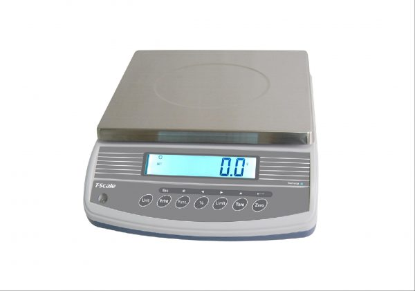 Laboratory Scales: QHW++ High Precision Table Lab Scale. 6kg x 0.05g / 15kg x 0.1g / 30kg x 0.2g Capacity