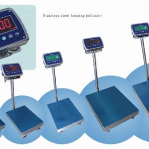 Waterproof Platform Scales For Sale: IP68 Stainless Steel.