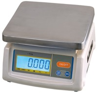 Kitchen Table Portion Scales: T28 Portion Control Table Scale: 6kg, 15kg. Internal resolution: 1/150,000