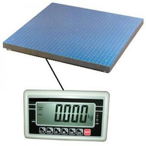 Floor and Pallet Scale