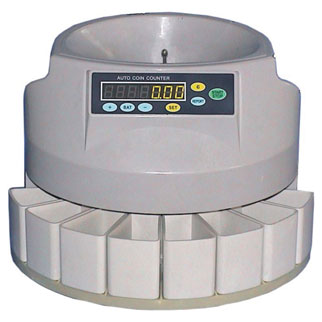Coin Counting Scales: Micro Australian Coin Sorter & Coin Counting Machine