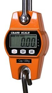 Digital Crane Scales for Sale: CR Series. 30 - 300 Kg. Battery Powered