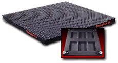 1.2m x 1.2m & 1.5m x 1.5m Floor Pallet Scale 1500 kg - 5 ton