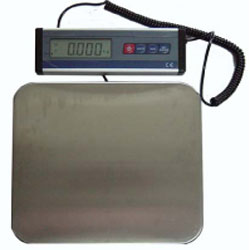 WEV Shipping and Parcel Scales. Capacity: 30 kg x 10 g / 60 kg x 20 g / 150kg x 50g