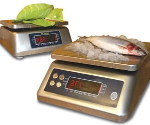 Waterproof Portion Scales for Sale: SS Series Waterproof Table Portion Scale. Capacity 6kg, 15kg & 30kg. Great fish scales.