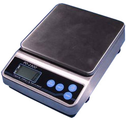 Food Grade Portion Scales For Sale: PO-2300 Portion Scale – TRADE APPROVED. Capacity 1kg to 6kg. Battery or Mains Powered.