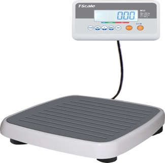Medical Scales: M303 Stand on Patient Medical Weight Scale with Remote Display