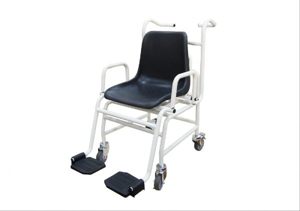 Medical Scales: M531 Chair Weight Scale. TGA Approved. 300kg Capacity. AA Battery Powered.
