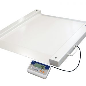 Medical Scales: M533 Wheelchair Ramp Scale. TGA Approved. 300kg Capacity. Battery Powered.