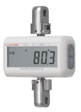 Medical Scales: MH2510 Patient Lifter Scale. 300kg x 100g Capacity.