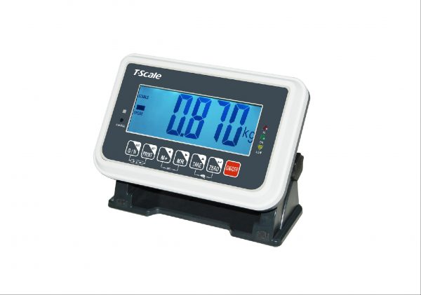 Industrial Weighing Indicators: NTW Series Trade Approved Indicator.