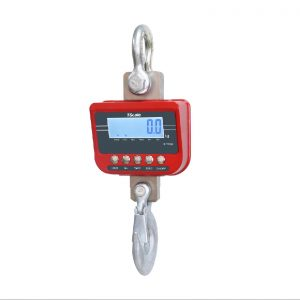Crane Hanging Scales: TN Series Electronic Waterproof IP65 Crane Scale