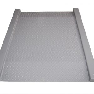 Floor Ramp Scales: TF Drop Deck Ramp Scale. Capacity: 600 kg - 3 ton