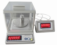 Laboratory High Precision Balances: HC300 Economical Lab Balance. Capacity: 300g x 0.001g.