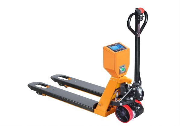 Pallet Jack Scales: TPS-A Motorised Electric Pallet Jack Scales Capacity: To 2ton. European & Australian Models available.