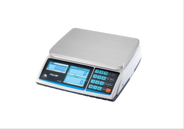 Table Counting Scales: WeighCo ZHC High Precision Counting Scale. Capacity: 3kg, 6kg, 15kg, 30kg