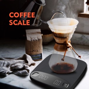 Barista Grade Coffee Scales